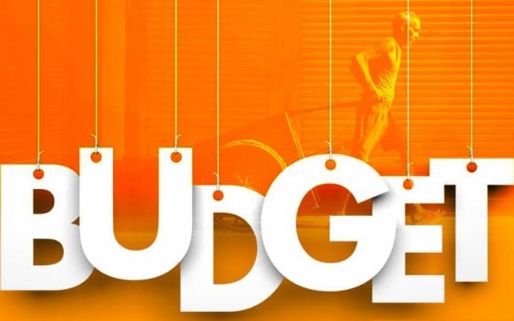 Budget clip art