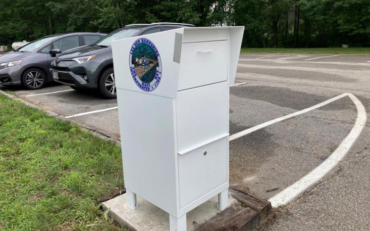 Town Office Drop Box